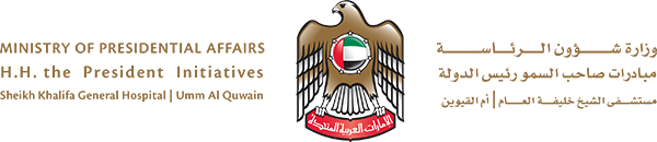Sheikh Khalifa General Hospital Logo