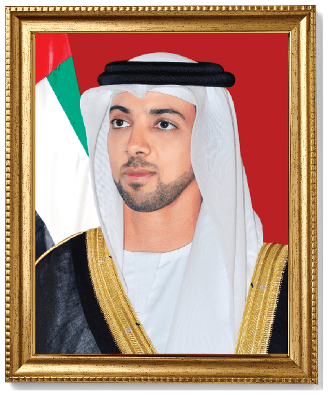 His Highness Sheikh Mansour Bin Zayed Al Nahyan