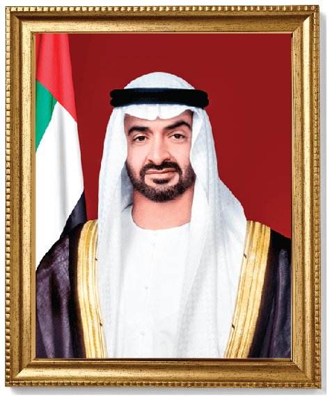 His Highness Sheikh Mohammad Bin Zayed Al Nahyan