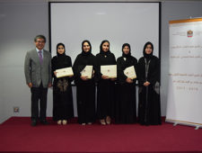 Graduation ceremony First batch of internship program 2017