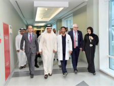 H.H. Sheikh Mansour bin Zayed launches Healthcare's Revolution CT