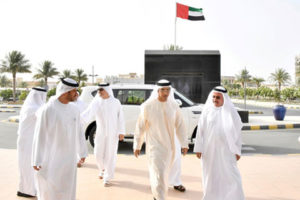 H.H. Sheikh Mansour bin Zayed launches Healthcare's Revolution CT