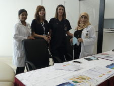 Awareness campaign about the latest services available at the hospital