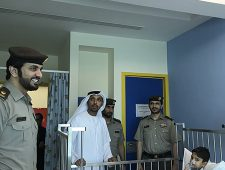 Federal Authority for Identity & Citizenship visit for Pediatric Ward 2019